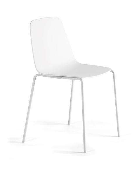 Silla Maarten Plastic