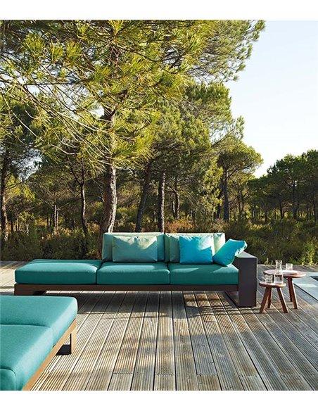 Sofá modular Landscape Alu