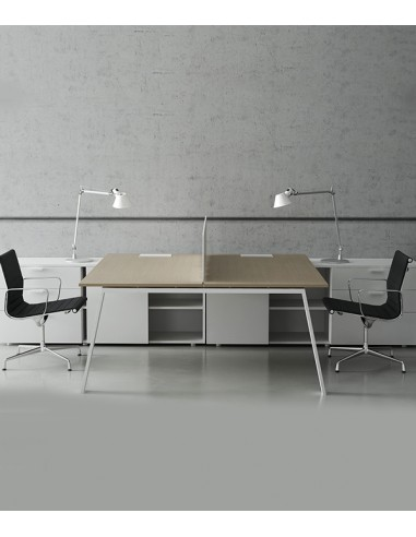 Mesa de trabajo doble K2