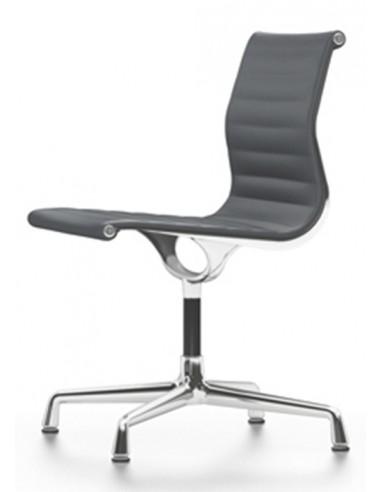 Comprar Silla de oficina tapizada Aluminium Chairs EA 101 online ...