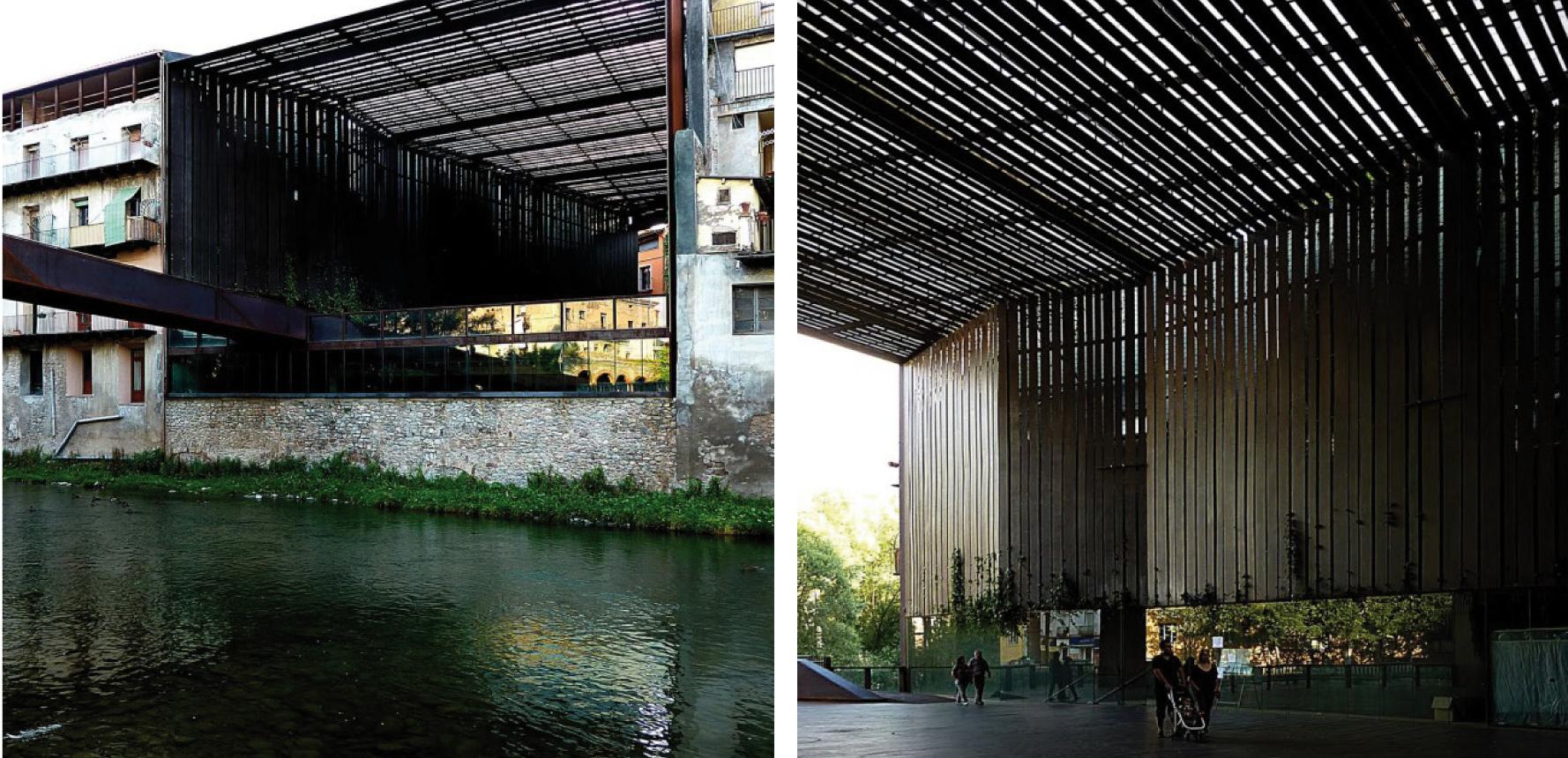 El centro megal tico de ser y una escuela de sever do - Rafael llamazares arquitecto ...
