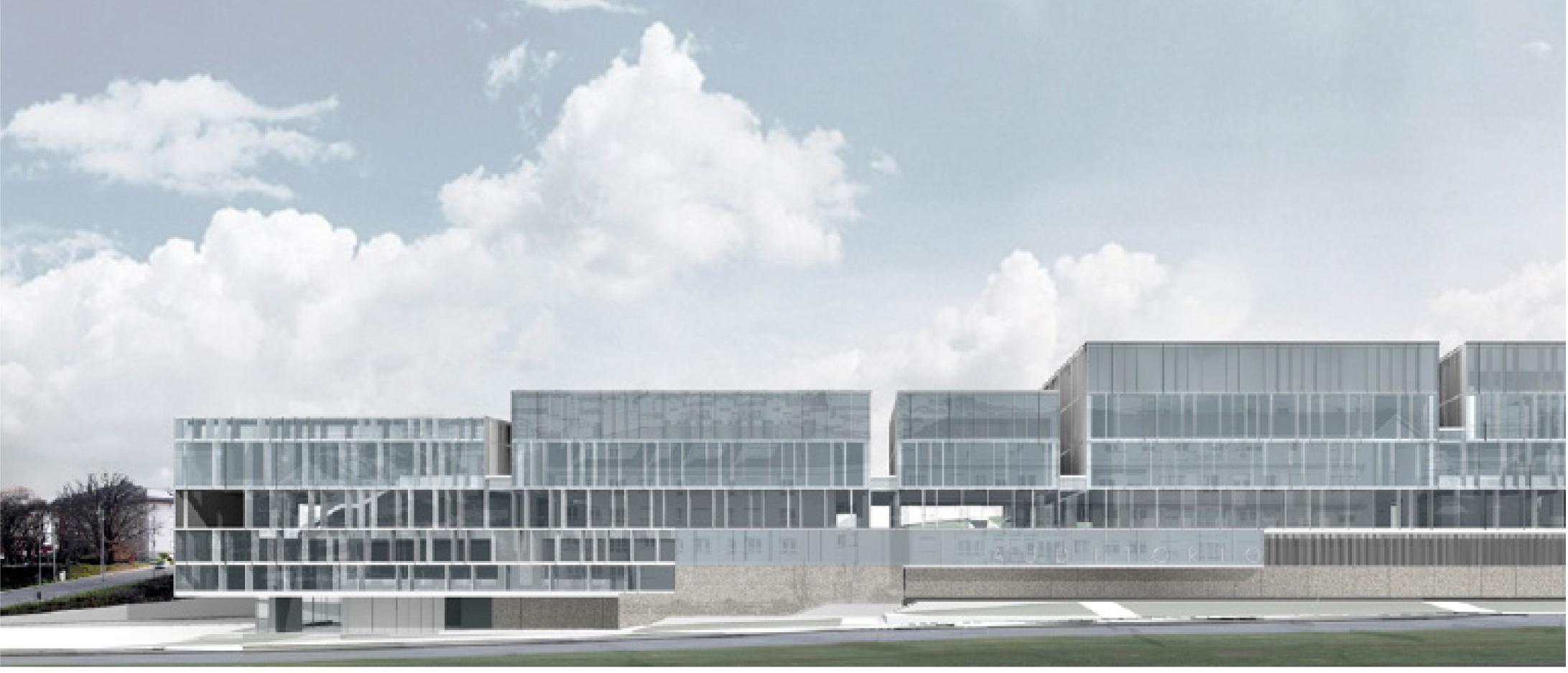 Paredes pedrosa un binomio de xito en la arquitectura volumen - Trabajo arquitecto madrid ...