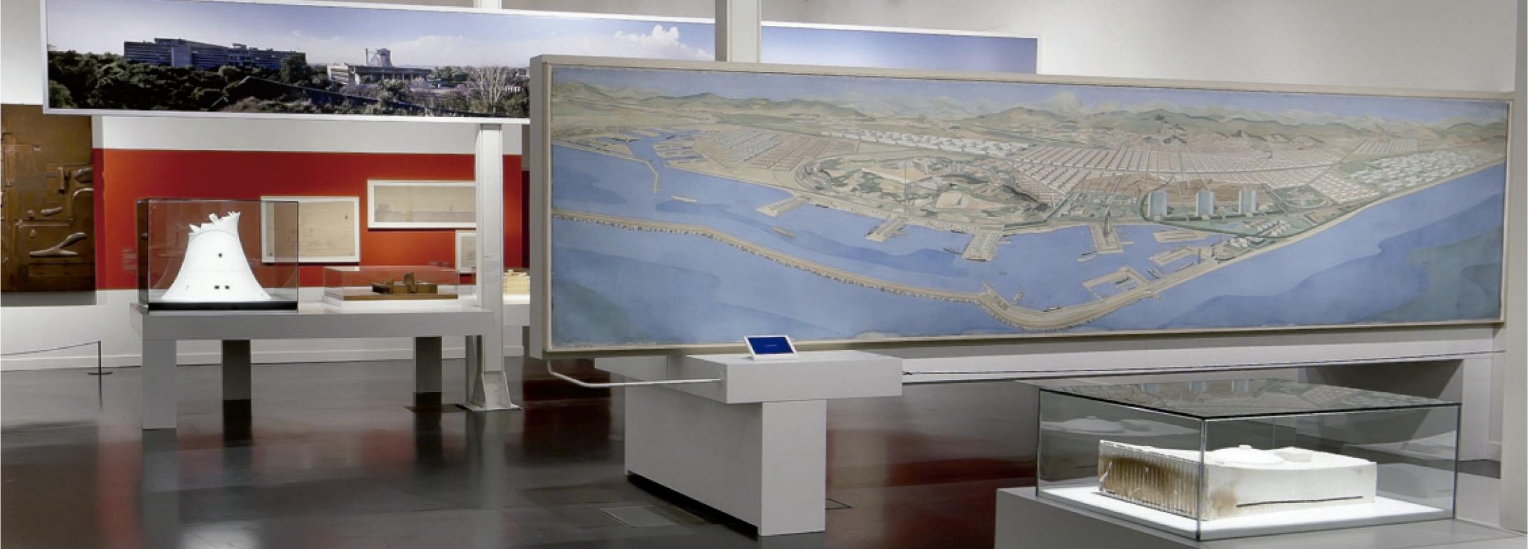 Exposici n del plan urban stico que dise para la ciudad - Disenador de interiores barcelona ...