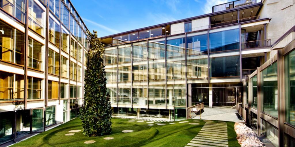 El colegio oficial de arquitectos de madrid coam a trav s de la fundaci n arquitectura coam - Colegio oficial arquitectos madrid ...