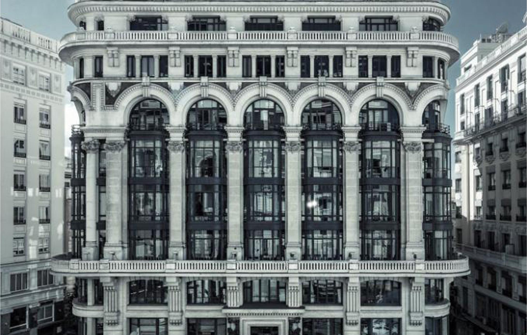Retrospectiva del legado del arquitecto antonio palacios en madrid a trav s del objetivo de la - Arquitecto de interiores madrid ...