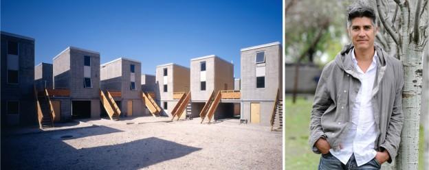 Alejandro aravena arquitecto chileno nacido en santiago for Alejandro aravena arquitecto